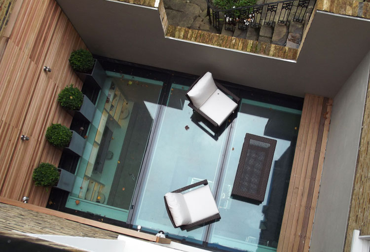 Basement Skylights For A Belgravia Property